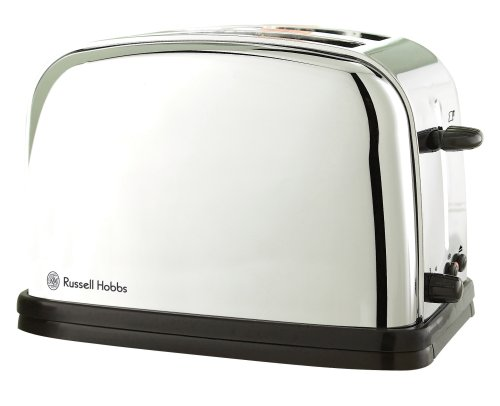 CLASSIC 2 SLICE STAINLESS STEEL TOASTER (Russell Hobbs Toaster compare prices)