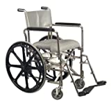 SHOWER REHAB WHEELCHAIR COMMODE WHEEL CHAIR