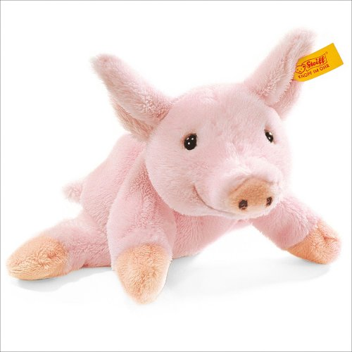 Buy Low Price Steiff Steiff's Little Floppy Sissi Piglet Figure (B001UNYU7A)