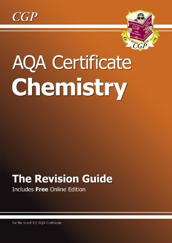 Aqa Certificate Chemistry Revision Guide (With Online Edition)