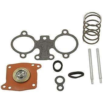 ACDelco 217-2903Professional Regulador de presión de combustible en sistemas de inyección