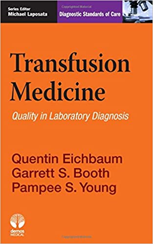 Pathology Outlines - Transfusion Medicine