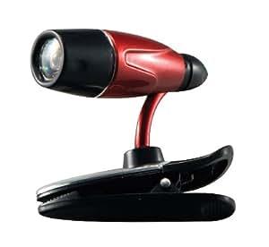 sentry led20 clip on led light book lights