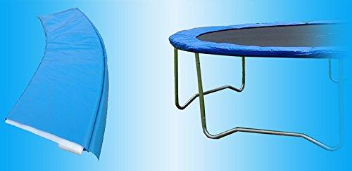 Garlando - Cuscino copri molle blu per trampolino COMBI M cod. TRO-8 ø 244 cm