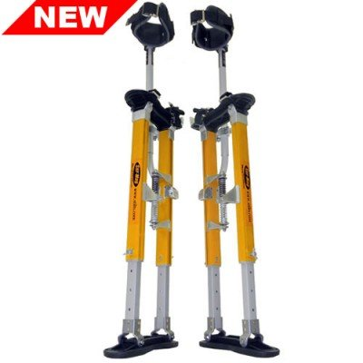 SurPro Interlok Magnesium Drywall Stilts 18-30in. (SUR-SS-1830MP)