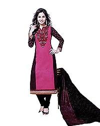 SFZ Fashion Cotton Printed Salwar Suit Material (Un-stitched)