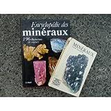 echange, troc KOURIMSKY J. et TVRZ F. - Encyclopédie des minéraux.