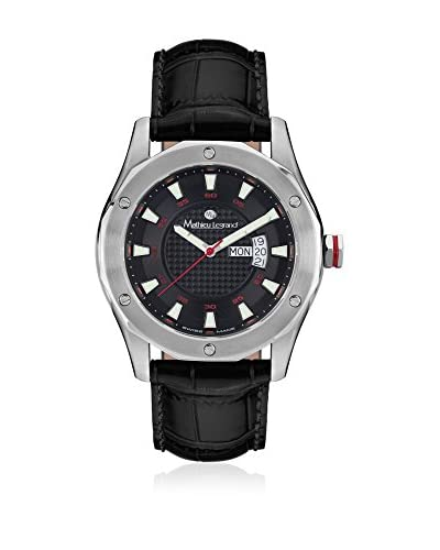 Mathieu Legrand Uhr mit schweizer Quarzuhrwerk Man Mlg-1006D Dodécagone 42 mm