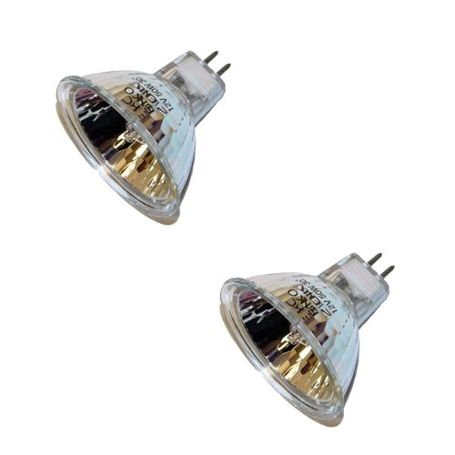 EIKO Enx 82V 360W/MR16 GY5.3 Base Overhead Projector Lamp 2 Pack (82v 360w Bulb compare prices)