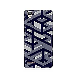 Mobicture Industrial Pipes Premium Printed Case For Oppo F1 plus