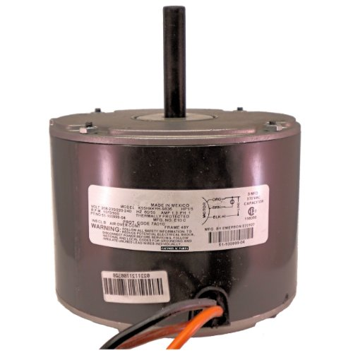 Ac electric motor 1 5 hp condenser fan motor direct for Ac fan motor replacement