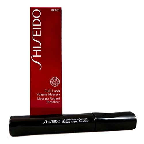 Shiseido Mascara, Perfect Full Lash Volumen Bk901- Black, 8 ml