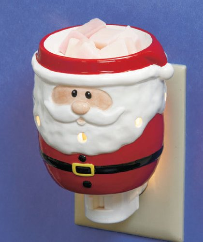 Santa Tart Warmer Night Light