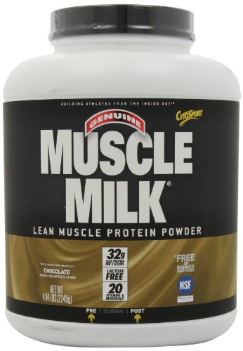 Muscle Milk CytoSport Muscle Lean Protein Powder,