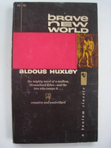 a study of aldous huxleys brave new world