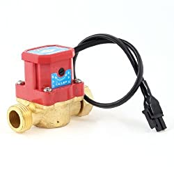 21mm Male Thread Connector 90W Pressure Flow Switch for Water Pump