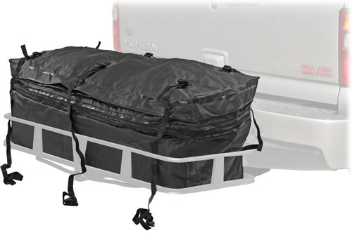 Rage Powersports CSBG-60 Hitch Cargo Carrier Rack Bag (60' Waterproof with Expandable Height) ,1 Pack (Roof Rack Waterproof Bag compare prices)