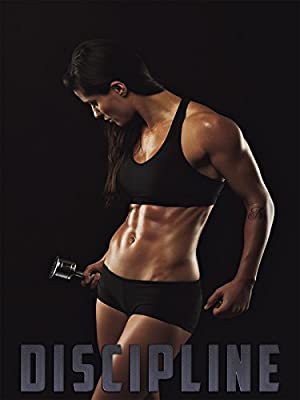 Workout Poster Fitness Poster Bodybuilding Poster 18x24 SG33