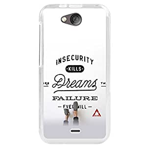 a AND b Designer Printed Mobile Back Case / Cover For Micromax Canvas Play Q355 (MIC_Q355_3522)