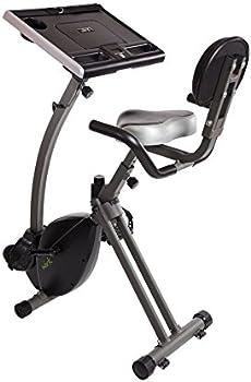 Wirk Ride Exercise Bike Workstation & Standing Desk