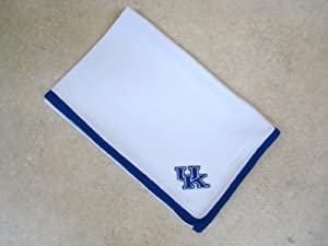 Kentucky Wildcats UK Baby Receiving Blanket by Future Tailgater