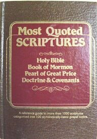 Most Quoted Scriptures