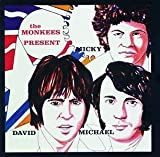 Disco de The Monkees - Monkees Present (Anverso)