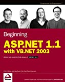 Beginning ASP.NET 1.1 with VB.NET 2003