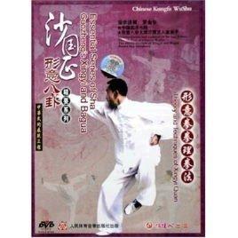 形意拳拳理拳法-沙国正形意八卦精要系列(羅金華)(DVD1枚)(中国語盤)
