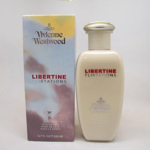 Libertine Flirtations per Donna 200 ml First Kiss Body Veil
