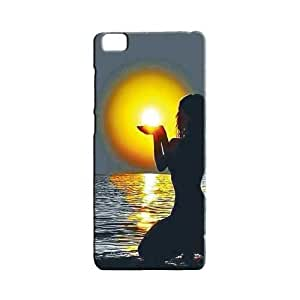 BLUEDIO Designer 3D Printed Back case cover for Xiaomi Mi5 / Mi 5 - G4528