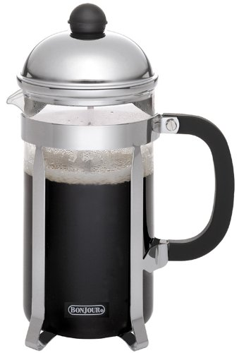 BonJour Monet 8-Cup Unbreakable French Press (French Press Bonjour Monet compare prices)
