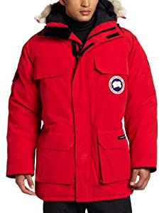 Canada Goose Men's Expedition Parka,Red,XX-Large