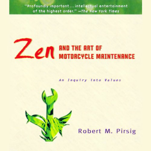 a personal response to zen and the art of motorcycle maintenance Zen and the art of motorcycle maintenance's quality: a vindication of reason  and  because they are grounded in personal and universal experience  not  be as big as i think it is, because the answer is right in front of me.