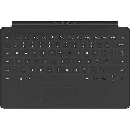 Microsoft Surface Touch Cover 2, Charcoal (N3W-00001) (Microsoft Touch Cover 2 compare prices)
