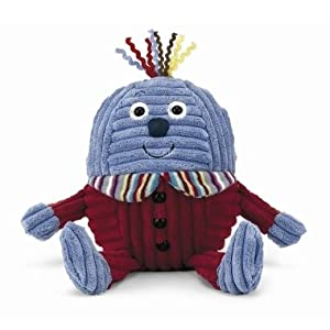 Little Jellycat - Maypole Humpty Dumpty - Soft Baby Chime Toy by Jellycat