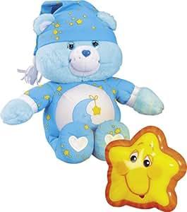 "Amazon.com: 13"" Care Bear lullaby Bedtime Bear: Toys & Games"