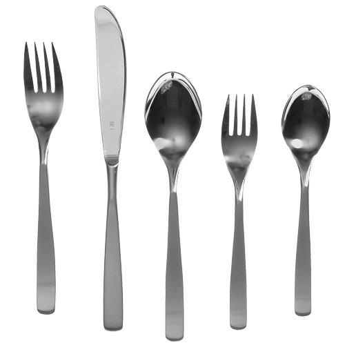 Stainless steel flatware wmf nortica flatware set 5pc - Wmf silverware ...