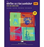 img - for Rhythm Section Workshop for Jazz Directors: Rhythm Section Training for Instrumental Jazz Ensembles * Small Group Combos * Vocal Jazz Ensembles (Guitar), Book & CD (Paperback) - Common book / textbook / text book