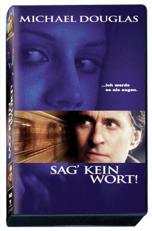Sag kein Wort [VHS]