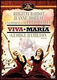 Viva Maria [ DVD] (1965) en VF - Un film de Louis Malle avec Brigitte Bardot, Jeanne Moreau
