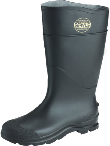 Honeywell Safety 18821-11 Servus CT Economy Safety Hi Boot for Men's, Size-11, Black