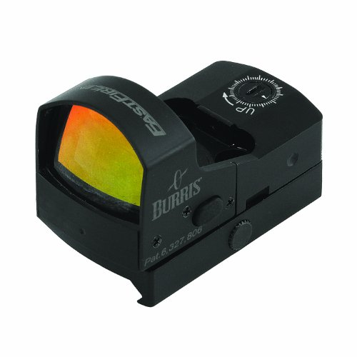 Review Burris 300234 Fastfire III with Picatinny Mount 3 MOA Sight (Black)