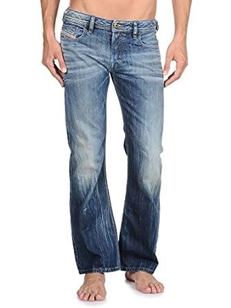 Mens Diesel Zatiny 0803M Bootcut Leg Jeans - Size W31 x L32