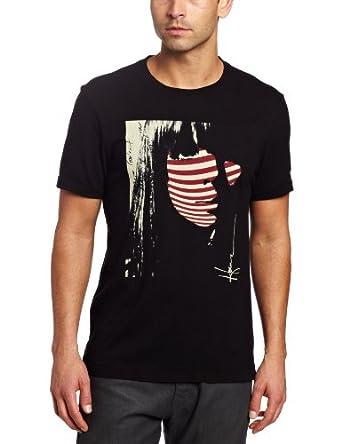 Howe Men's Cherokee Nation T-Shirt, Black, Medium
