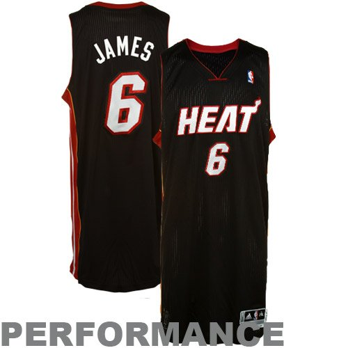 Adidas Miami Heat Lebron James Limited Edition Authentic Boxed Road Jersey  2X Large   Tall ( 6c2b35ddd