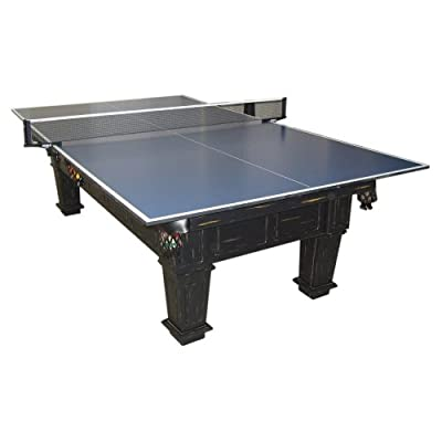 JOOLA Conversion Table Tennis Top with Net and Post, 15mm