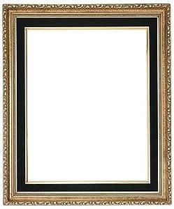 Antique gold black velvet frame professional - Picture frame without glass ...