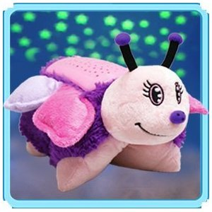Pillow Pets Dream Lites - Pink Butterfly 11 by As Seen on TV