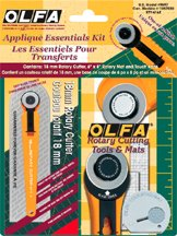 Olfa Applique Essentials Kit (Rty-4/Ae)